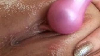 Ariana's Clitoral Orgasm in Closeup!