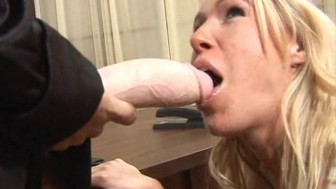 Teacher has unruly student, so of course she fucks her with a strap-on dildo! part 2