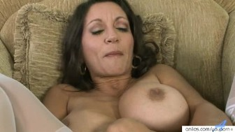 Mature Dildo Pussy Masturbation
