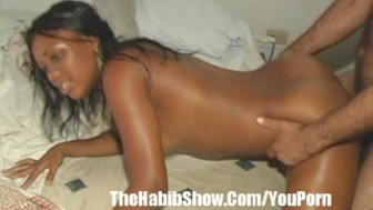 18 year Dominican amatuer Sex Tape Exposed