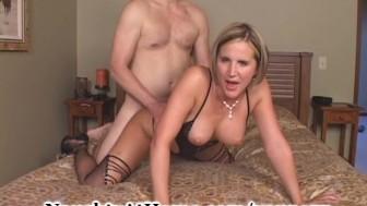 Amateur Wife Fucking Boss