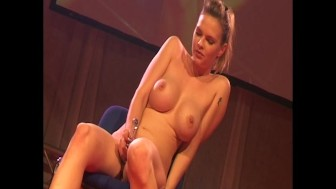 hot show on stage