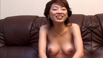 Vibrator used on shy Asian before she sucks a dick