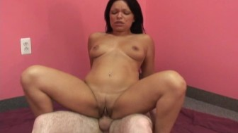 Exotic amateur babe fucked by Logan