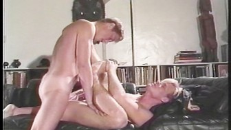 Two guys fuck and suck each other