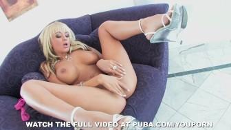 Brianna Blair's Sexy Solo