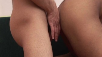 Bust a nut on both their faces - Puppy Productions