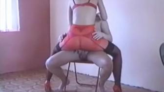 Slutty Russian amateur wife