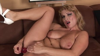 Big tit Ramona masturbating - CzechSuperStars