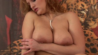 Siena plays with her hot hole - CzechSuperStars
