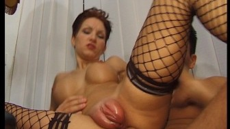 Pumped pussy gets pounded - DBM Video