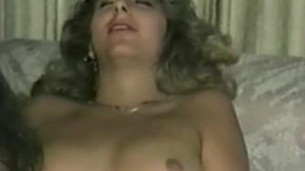Busty blonde wants cum blast in her ass