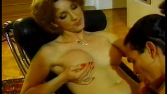 Glamorous ladyboy showing off for her lover - Gentlemens Video