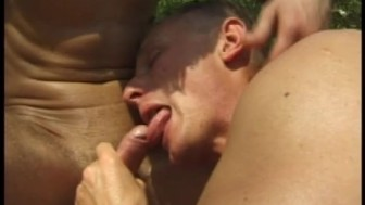 Outdoor Ass Fuck Studs - Clydesdale Studios
