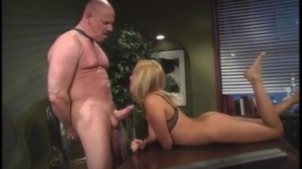CEO fucks his tight blonde secretary - Lord Perious