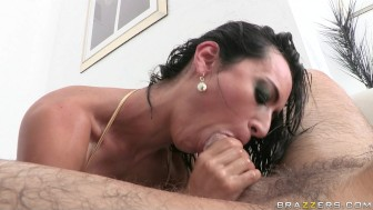 HUGE OIL ASS EURO BIG TIT BABE TAKES HARD ANAL ASS