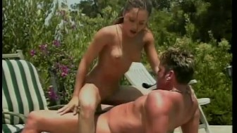 Young chick gets a pussy full of cum - Future Works