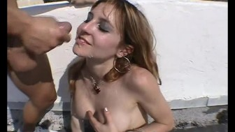 flexi chick needs anal outdoor