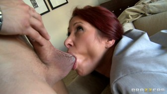 Hot Big Ass & Tit maid is caught fucking her boss'