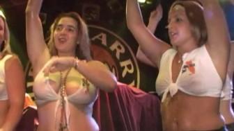 Girls Gone Wild Contest at Ricks Key West Part 2