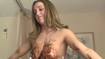 Chocolate Sunday and Naked Twister