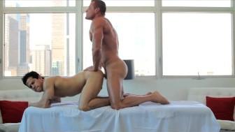 ManRoyale Morning Seduction of Hot Lovers