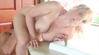 PureMature Milf Star Julia Ann In Shower Rub Down And Fuck