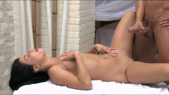 DaneJones Sensual oil massage