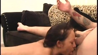 Ass licking is her favorite thing to do - Anarchy