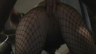 Amateur homemade anal with cum in mouth