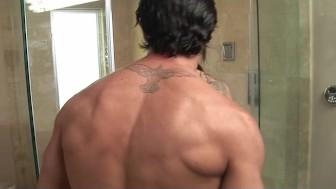 Tattooed Chayse Evans Nuru Massage and Hard Fuck