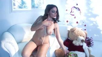 Natasha Nice Christmas Toy Dildo