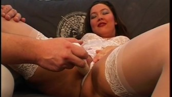 Facial on the first date - Julia Reaves