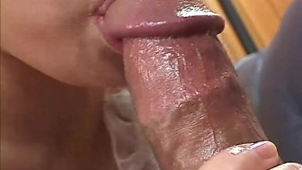 POV Blowjob From A Sexy Asian Girl - Amorz