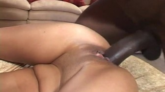 Small Asia can take that whole big black dick - Critical X
