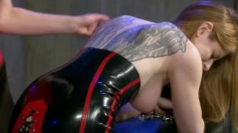 Mistress Irony's New Electro BDSM Toy