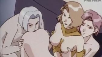 Hentai Movie - Orgies and Angels