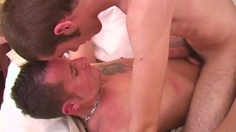 Two San Diego twinks go to the hotel - Blue Alley Studios