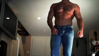 Thick Cock Cumming!