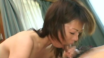 Lustful Asian babe moans during hardcore cunt drilling
