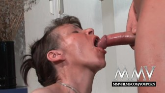 MMVFilms German granny knows how to fuck