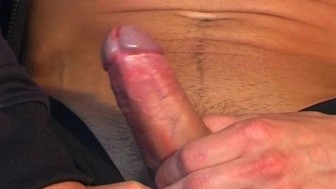 Big cock to get wanked?