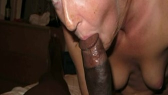 Hot White Chick And BBC