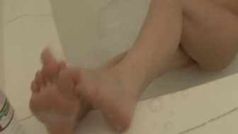 Filming My Neighbors Wife Naked In The Bathtub