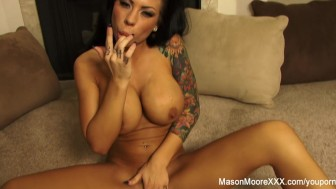 Home Finger Play with Mason Moore