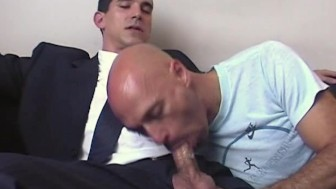 Sign this contract and you could suck my huge cock of straight guy !