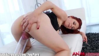 AnalAcrobats Penny Pax's Pussy Pump