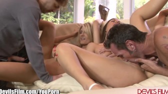 DevilsFilms Neighbors in a Dirty foursome