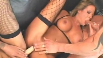 Fishnet Fun Time- CRITICAL X