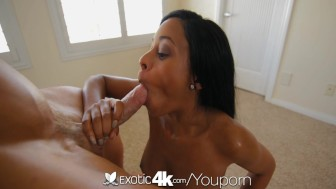 4K - Exotic4K Hot ebony Anya Ivy fucked by big cock